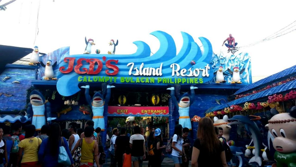 Jed's Island Resort