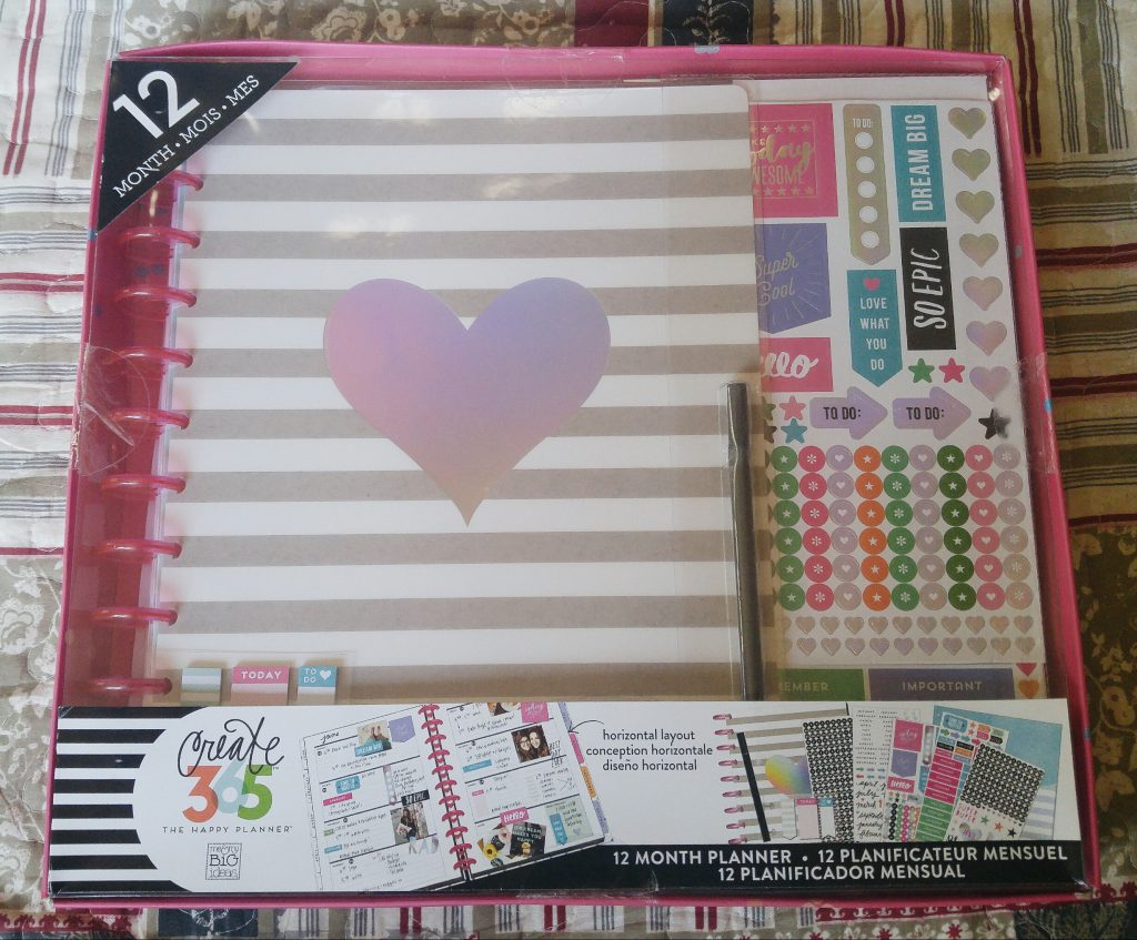 Inside the MAMBI Big Happy Planners » Adventures with Little J