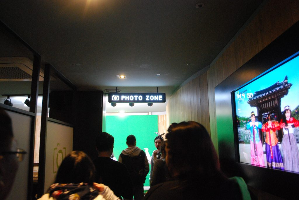 N Seoul Tower Photo Zone