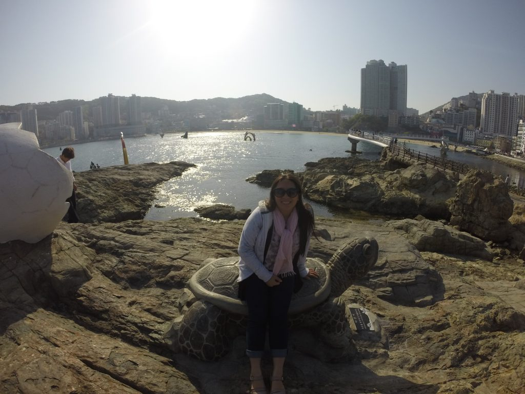 Songdo Beach