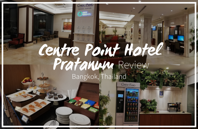 Centre Point Hotel Pratanum
