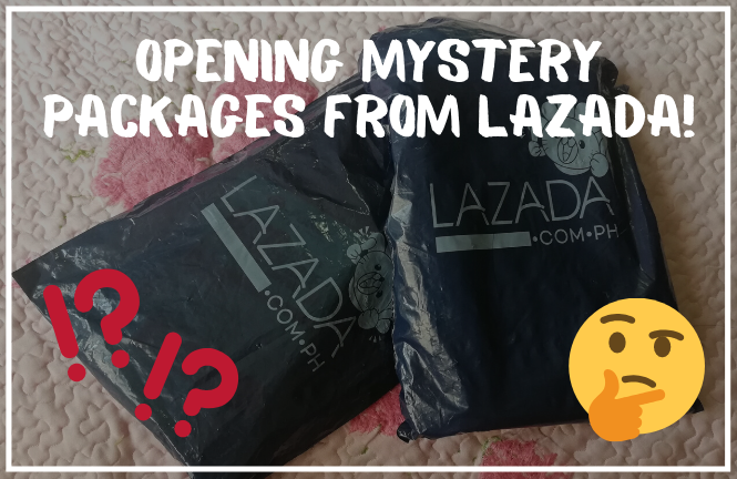 Mystery Packages Lazada